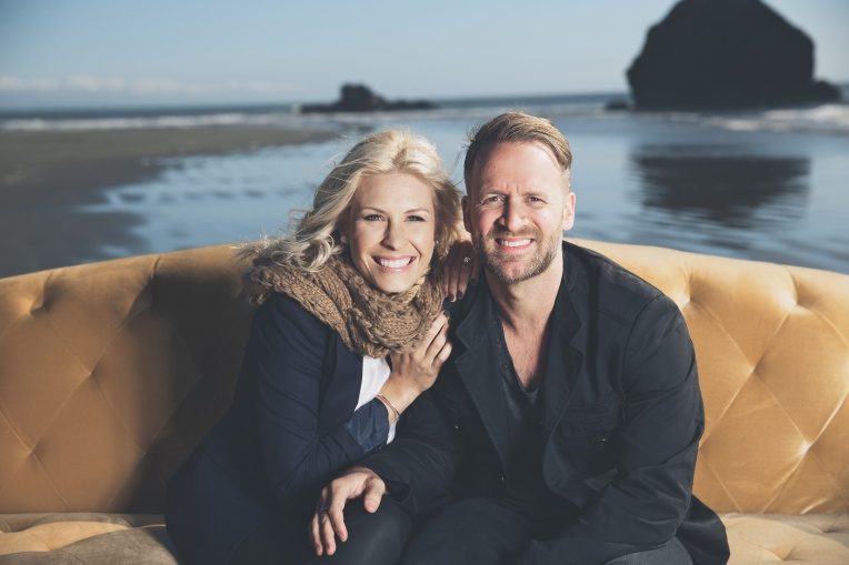 Brian & Jenn Johnson